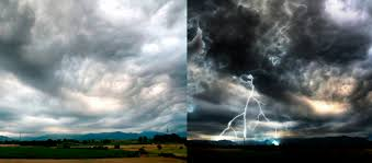 photoshop tutorial making a natural lightning storm