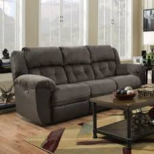 Leather Sofa Recliners For Sale by Leather Furniture Sale You U0027ll Love Wayfair