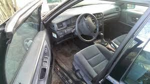 1999 Volvo S70 Interior Fs 1998 V70 2 4 Na 5 Speed As Is 900 Ma
