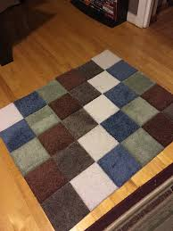 Make Your Own Outdoor Rug by Awesome Diy Project How To Make A Large Area Rug For Under 30