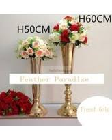 Trumpet Vase Wedding Centerpieces by Savings On 30