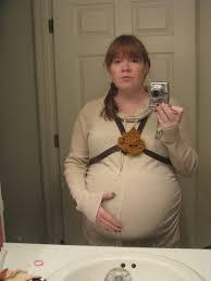 Pregnant Padme Halloween Costume Journey Narrative Pregnancy Pics
