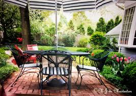 Patio Furniture Layout Ideas Furniture Stunning Outdoor Dining Room Decoration Using Round