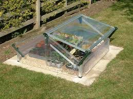 cold frame gardening home outdoor decoration