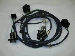 1970 camaro wiring harness 1969 camaro rear light panel wiring harness standard
