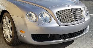 kia amanti bentley 2005 2009 bentley flying spur factory style front bumper cover