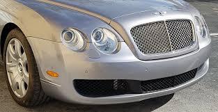 kia amanti bentley 2005 2009 bentley flying spur factory style front bumper cover