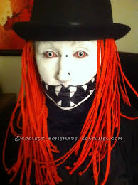 creepy costumes diy scary costumes all about diy ideas