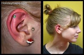 awesome cartilage earrings cartilage earrings map travel holidaymapq