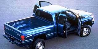 dodge truck options used 1999 dodge ram 1500 cab mileage options nadaguides