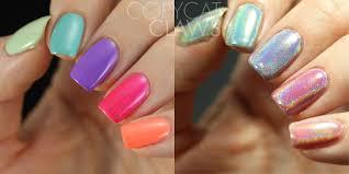copycat claws color4nails halochrome powder pigment review