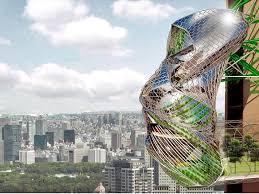 Bangkok Inhabitat Green Design Innovation Architecture - Sustainable apartment design