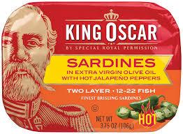 King Oscar Sardines Mediterranean Style - ewg u0027s food scores search results