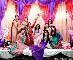 muslim wedding party indian wedding bridal party http maharaniweddings gallery