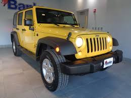 2015 jeep wrangler unlimited sport 2015 used jeep wrangler unlimited 4wd sport at banks chevy serving