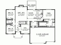 ranch 2300 sq ft house plans pinterest ranch ranch floor