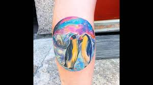 50 cute and funny penguin tattoo designs youtube