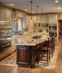 kitchen cabinets ivory chocolate glaze decorating your kitchen