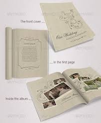 wedding album templates 55 best photo album templates 56pixels