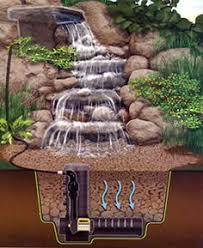 amazing pondless waterfalls garden design ideas outdoor
