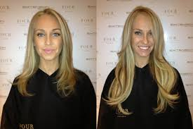 salons that do hair extensions extension professional damage free extensions