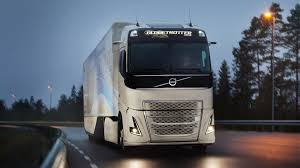 volvo 18 wheeler commercial volvo concept truck u0027s gets 30 percent cleaner from new hybrid