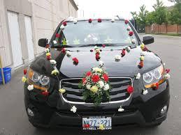 decorating a wedding car ideas on a budget fantastical on