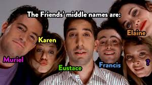 Friends Show Meme - 21 unknown facts for die hard fans of f r i e n d s