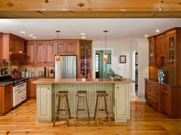Walnut Wainscoting Add Character To A Kitchen Island Wainscoting On Kitchen Island