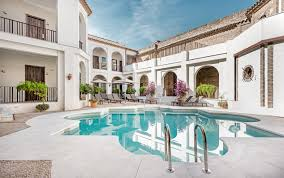 hotels cordoba spain city centre great mosque of cordoba ac