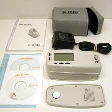 x rite 528 color spectrophotometer densitometer xrite528 excellent