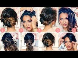 quick and easy hairstyles for running running late 10 fast easy hairstyles for school college work