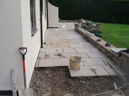 patio and driveway ross on wye