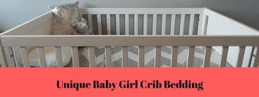 Unique Crib Bedding Unique Baby Crib Bedding 2018 Ultimate Guide For Parent