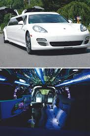 porsche panamera limo 25 cool cars turned into even cooler limos