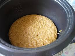 cuisiner avec un rice cooker torta imbibee de confiture au rice cooker c tout bon