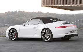 2013 porsche 911 turbo price 2013 porsche 911 4 and 4s drive motor trend
