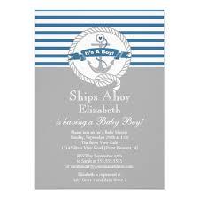 personalized modern baby shower invitations custominvitations4u