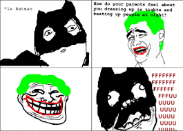 Trolled Meme - batman trolled meme by sangani harsh memedroid