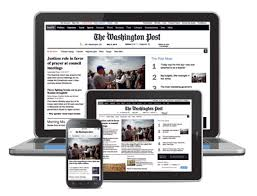 the courier the washington post