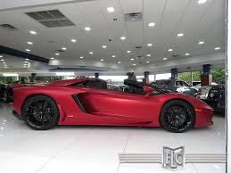 2016 Lamborghini Aventador - 2016 lamborghini aventador lp 700 4 roadster for sale in fort