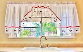 Retro Kitchen Curtains 1950s by Etsy Retro Kitchen Curtains Diy Retro Kitchen Curtains U2013 The New