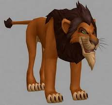 animal 3d max model scar role lion king free download
