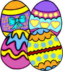Decorated Easter Eggs Clip Art by Free Easter Rabbit Clipart Classroom Treasures Free Clip Art