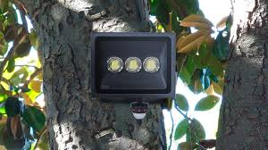 outdoor security motion lights led outdoor security lighting startle criminals
