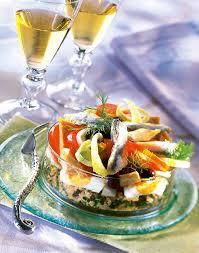 cuisine salade recette salade à la mode de collioure