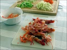 comment cuisiner les gambas pâtes aux gambas sauce crustacé à tomber par terre idéal pour