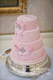 pink vintage wedding cake cake by frostingbakery cakesdecor