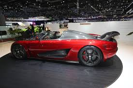 koenigsegg geneva 2017 koenigsegg u0027s first customer regeras look absolutely mega in the flesh