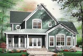 country cottage house plans with porches house plan w3926 detail from drummondhouseplans